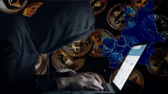 El cibercrimen con bitcoin tiene su sede en Rusia y Ucrania, según Chainalysis