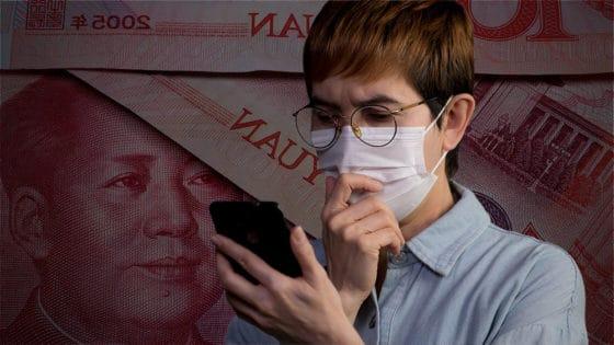China: ciudadanos prueban el yuan digital mientras crece preocupación por la privacidad