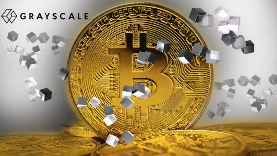 Fondo de Grayscale llegó al medio millón de bitcoins bajo custodia