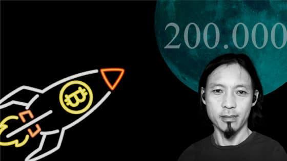 Precio de bitcoin estará en 200.000 dólares dentro de un año, predice Willy Woo